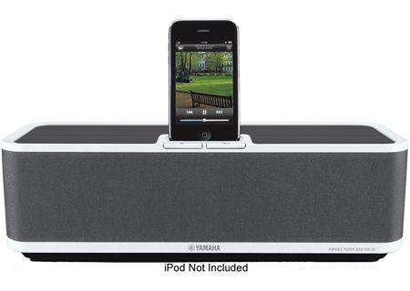Yamaha - PDX30GY - iPod Docks