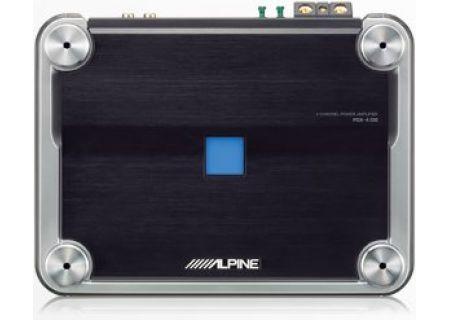 Alpine - PDX-4.100 - Car Audio Amplifiers