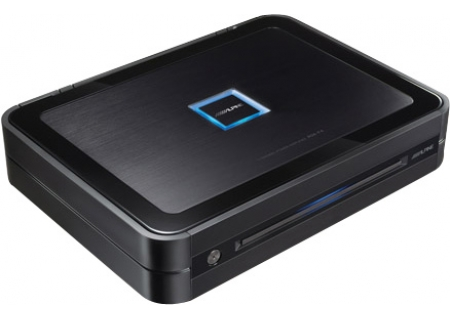 Alpine Black Mono Power Density Digital Amp - PDX-M12