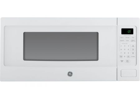 GE - PEM31DFWW - Built-In Microwaves With Trim Kit