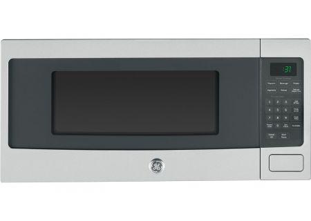 GE - PEM31SFSS - Built-In Microwaves With Trim Kit