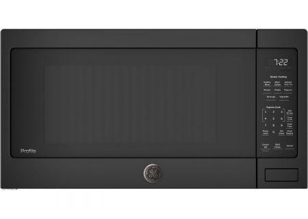 GE - PES7227DLBB - Countertop Microwaves