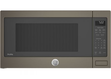 GE Profile Slate Countertop Microwave Oven - PES7227ELES