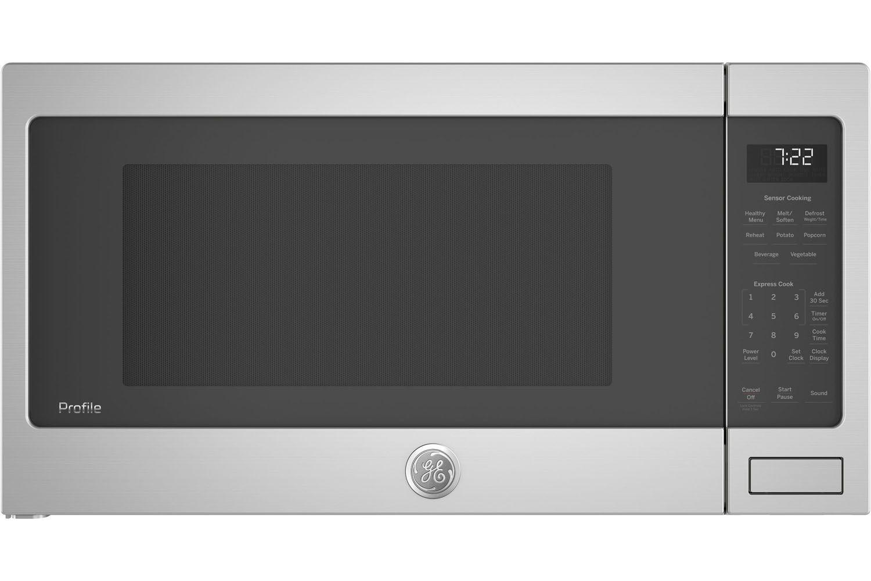 Ge Pes7227slss Countertop Microwaves