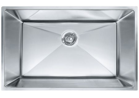 Franke Planar 8 Stainless Steel Single Bowl Kitchen Sink - PEX110-31