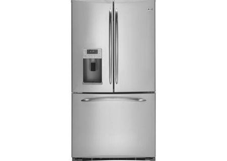 GE - PFCS1RKZSS - Bottom Freezer Refrigerators