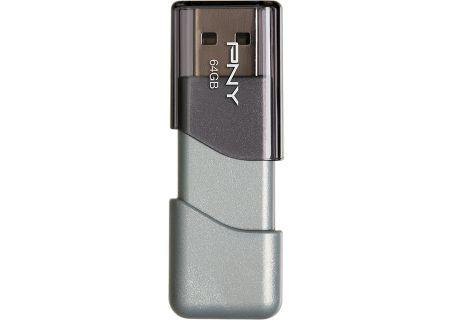 PNY - P-FD64GTBOP-GE - USB Flash Drive