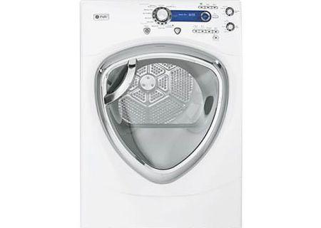 GE - PFDS450GLWW - Gas Dryers