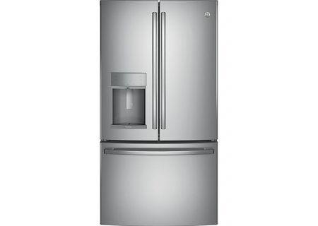 Ge Profile French Door Refrigerator Pfe28kskss