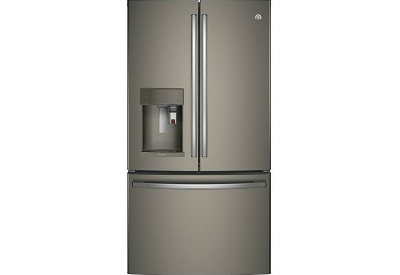 GE - PFE28PMKES - French Door Refrigerators