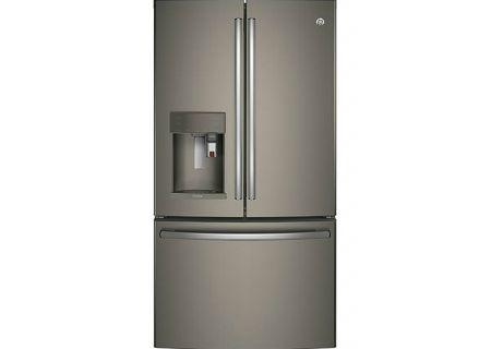 GE Profile Slate French Door Refrigerator - PFE28PMKES