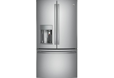 GE - PFE28PSKSS - French Door Refrigerators