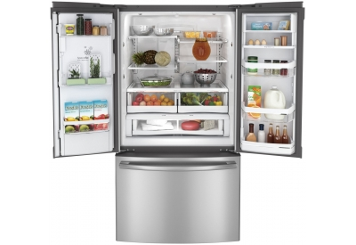 GE - PFE29PSDSS - Bottom Freezer Refrigerators