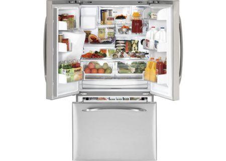 GE - PFSS9SKYSS - Bottom Freezer Refrigerators