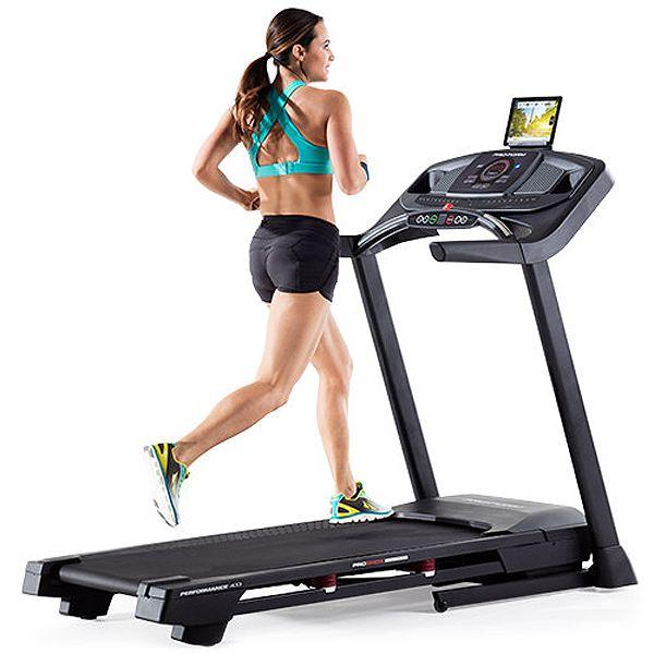 Icon Proform Power 795 Treadmill: Pro-Form Performance 400I Treadmill