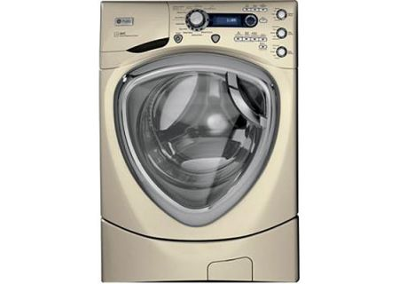 GE - PFWS4600LMG - Front Load Washing Machines