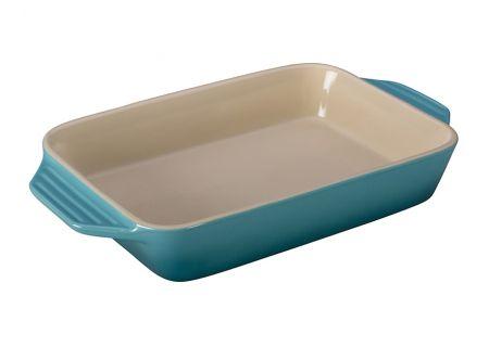 Le Creuset Caribbean 3-1/10 Qt. Rectangular Dish - PG1047S3217