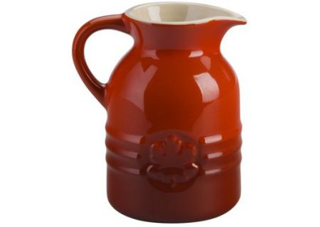 Le Creuset 8 Oz Cerise Syrup Jar - PG1085-05-67