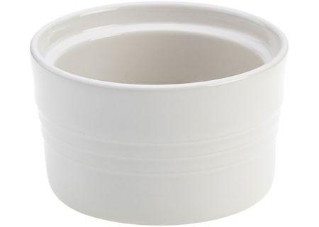 Le Creuset White 7 Oz. Stackable Ramekin - PG1627-0916