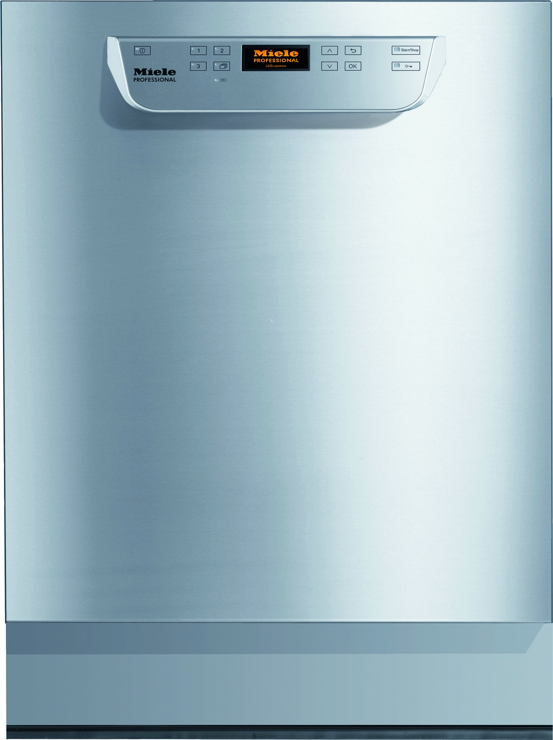 Miele Stainless Professional Series Dishwasher Pg8061ss