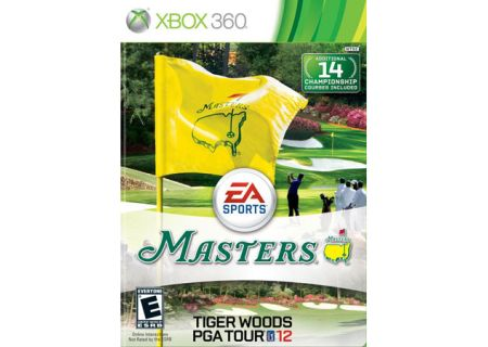 Microsoft Xbox 360 Tiger Woods PGA Tour 12 The Masters - PGATOUR12