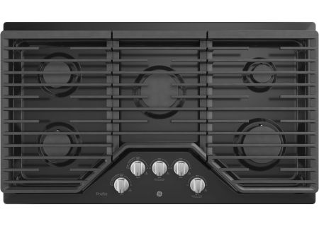 GE - PGP7036DLBB - Gas Cooktops