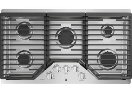 GE - PGP7036SLSS - Gas Cooktops