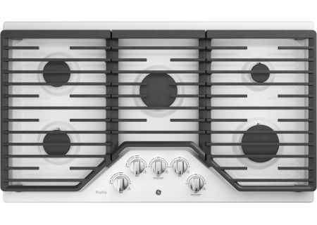 GE - PGP7036DLWW - Gas Cooktops