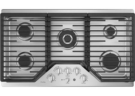 GE - PGP9036SLSS - Gas Cooktops
