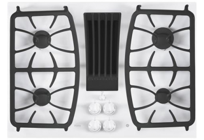GE - PGP9830TJWW - Gas Cooktops