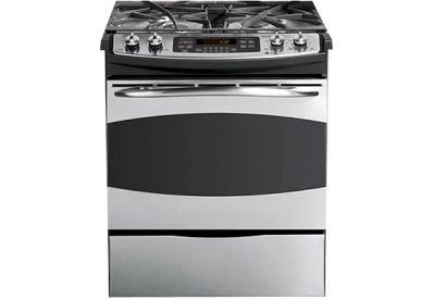 GE - PGS908SEPSS - Slide-In Gas Ranges