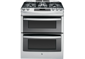 GE - PGS950SEFSS - Slide-In Gas Ranges