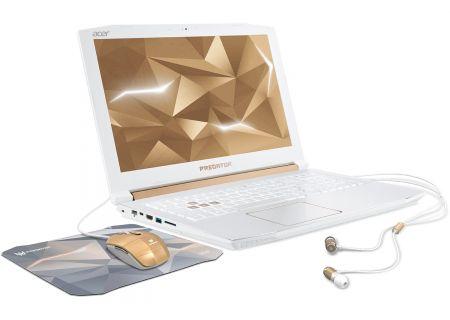 "Acer Predator Helios 300 Special Edition White 15.6"" Gaming Laptop i7-8750H 16GB RAM 256GB SSD, NVIDIA GeForce GTX 1060 - PH315-51-757A"