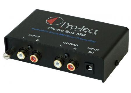 Pro-Ject - PHONOBOXMM - Preamplifiers