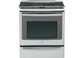 GE - PHS920SFSS - Slide-In Electric Ranges