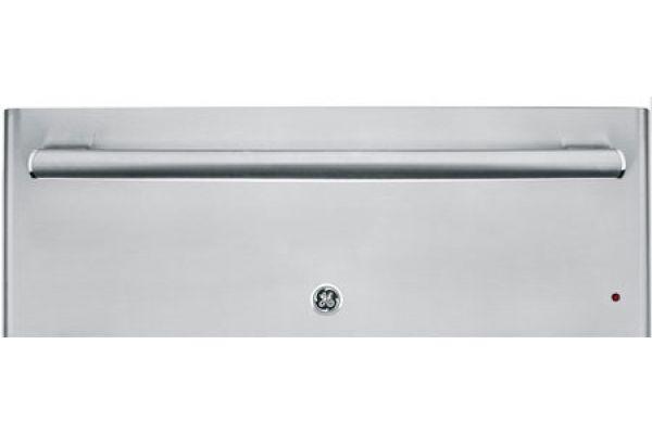 """GE Profile 27"""" Stainless Steel Warming Drawer - PJ7000SFSS"""