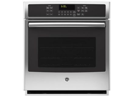 """GE Profile 27"""" Stainless Steel Wall Oven - PK7000SFSS"""
