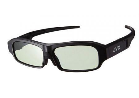 JVC 3D RF Active Shutter Glasses - PK-AG3G