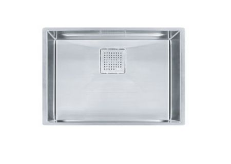 Franke Peak Undermount Single Bowl Stainless Steel Sink  - PKX11025