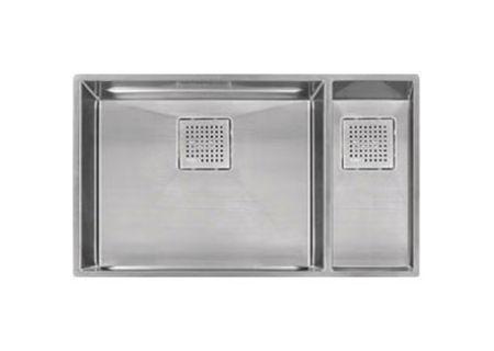 Franke Peak Undermount Double Bowl Kitchen Sink - PKX160