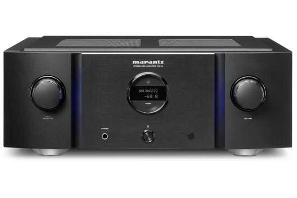 Large image of Marantz PM-10 Black Integrated Amplifier - PM10S1
