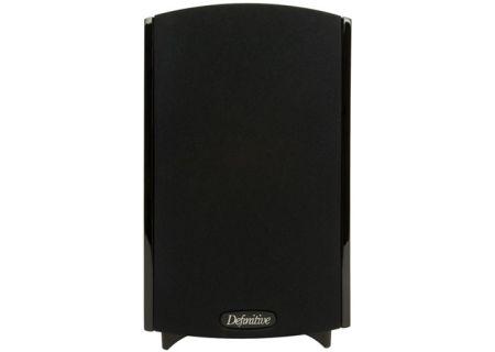 Definitive Technology - PROMONITOR 1000 BLACK - Bookshelf Speakers
