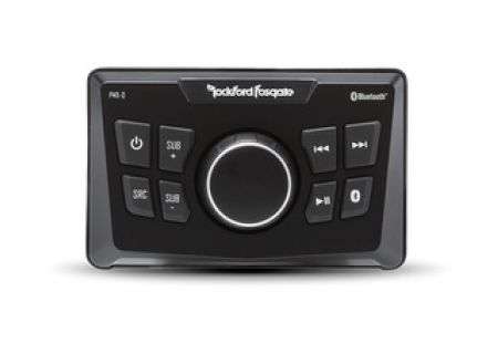 Rockford Fosgate Punch Marine Ultra Compact Digital Media Receiver - PMX-0