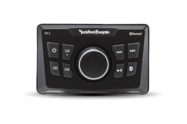Rockford Fosgate Punch Marine Ultra Compact Digital Media Receiver - PMX-0