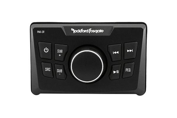Large image of Rockford Fosgate Punch Marine Wired Remote Control - PMX-OR