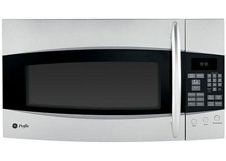 GE - PNM1971SRSS - Over The Range Microwaves