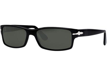 Persol Sun Collection Black Polarized Unisex Sunglasses - PO2747S57 95/48