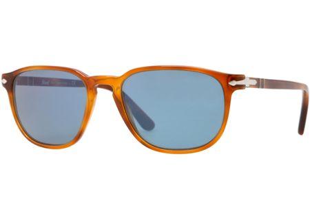 Persol Suprema Terra Di Siena Aviator Unisex Sunglasses - PO3019S529656
