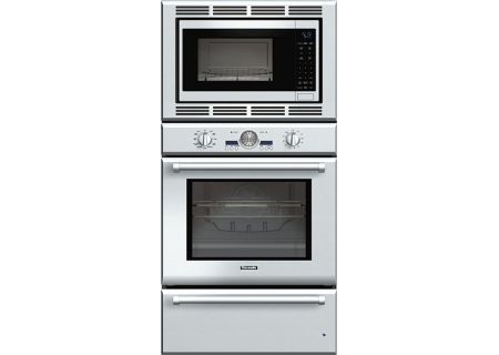 """Thermador 30"""" Professional Series Stainless Steel Triple Oven - PODMW301J"""