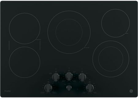 GE - PP7030DJBB - Electric Cooktops